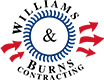 Williams & Burns Contracting Logo