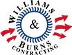 Williams & Burns Contracting Logo