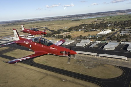 RAAF Base East Sale redevelopment